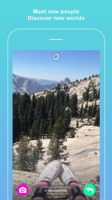 PhotoSwap screenshot four