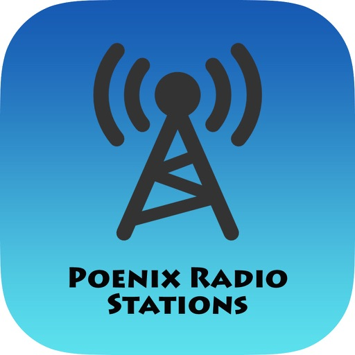 Phoenix radio stations by Med Oujdi
