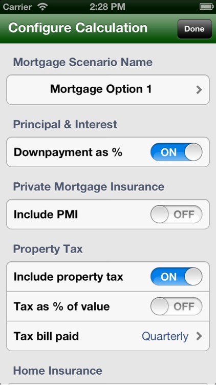Mortgage Calculator FREE screenshot-2