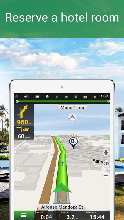 Navitel Navigator Philippines - GPS & Map screenshot-3