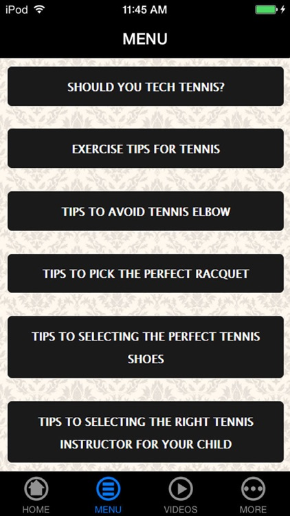 Learn Best Tennis Basic Made Easy Guide & Tips for Beginners screenshot-4