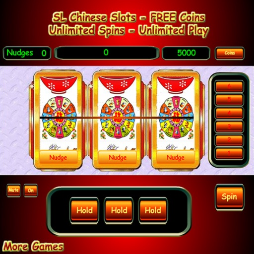 3D Chinese Slots