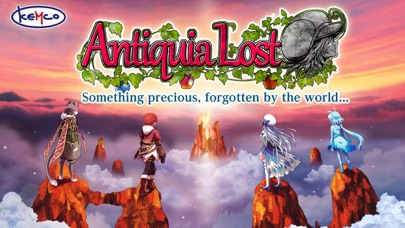 Screenshot from RPG Antiquia Lost