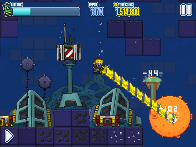 ‎Deep Loot Screenshot