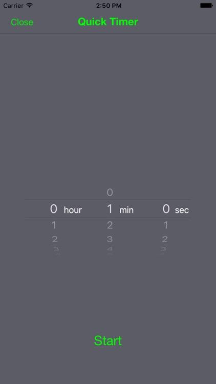 Chronic Timer screenshot-3