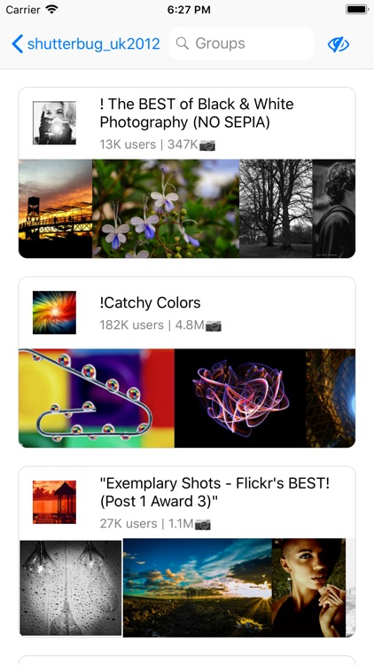 FLExplorer for Flickr Pro screenshot-3