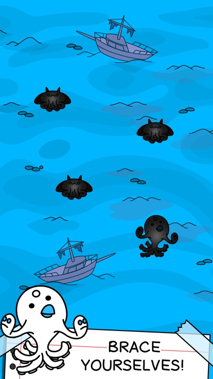 Octopus Evolution | Deep Sea Mutants Clicker Game