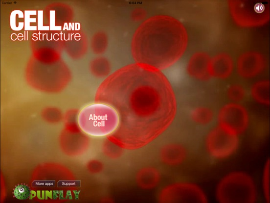 Cell and Cell Structure iPad