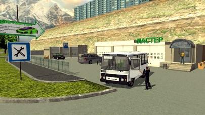 Bus Simulator 3D 2016のおすすめ画像1