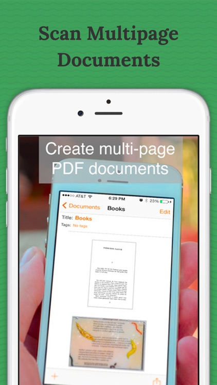 PDF Document Scanner-Free screenshot-4