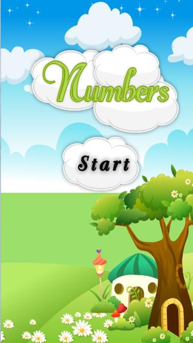 學號1到100 - 免費教育遊戲為孩子和幼兒屏幕截圖1