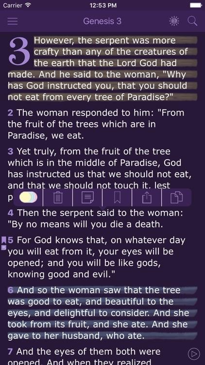 Catholic Women's Bible (CPDV Offline Free Audio Version in English)