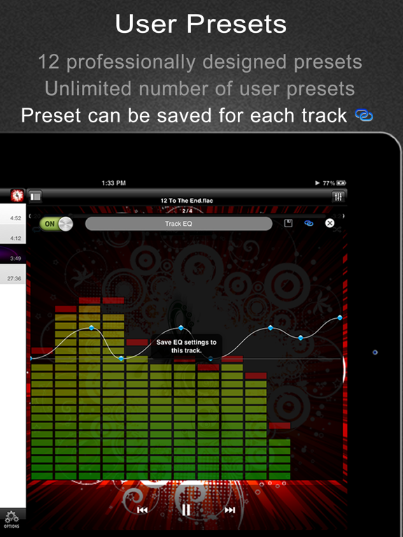 Equalizer Pro Screenshots