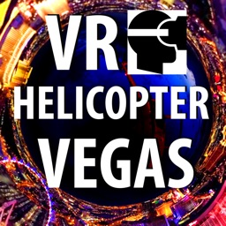VR Las Vegas Helicopter Flight - Virtual Reality 360