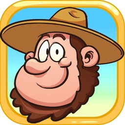 Super Farmer Adventure Running and Jumping Games