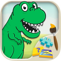 Dinosaur Fun Games