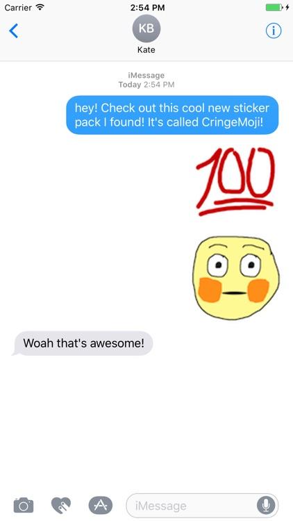 CringeMoji Pack 1