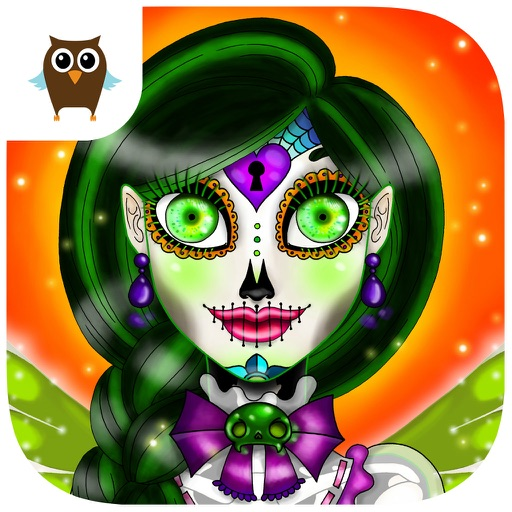 Spooky Princess Fairies Multigame, Make Up & Spa