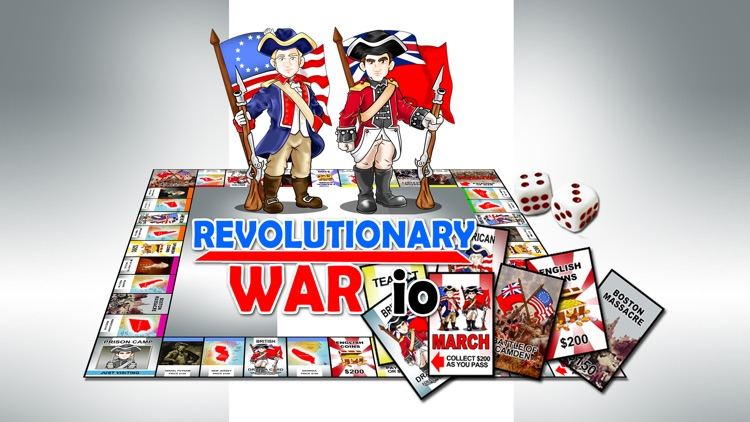 Revolutionary War io (opoly)