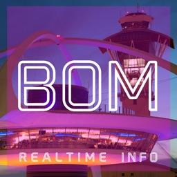 BOM AIRPORT - Realtime Guide - CHHATRAPATI SHIVAJI