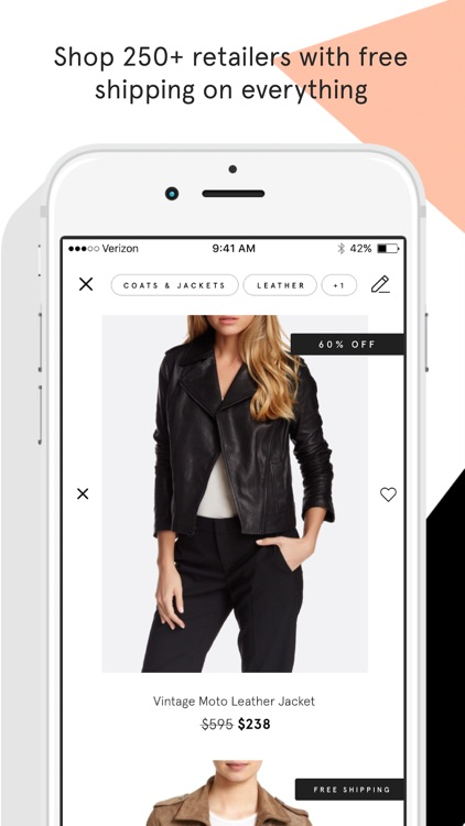 MONA—Personal Shopping Assistant For 1,300+ Brands