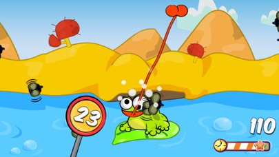 Hungry Frog Happy Game