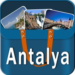 Antalya Offline Map Travel Guide