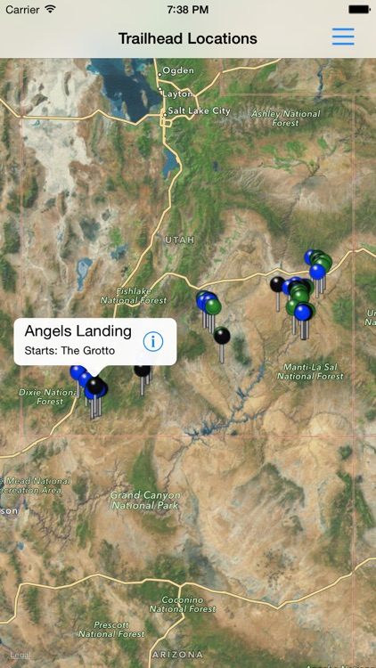 Hiking Utah's National Parks screenshot-3