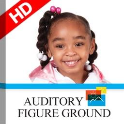 Auditory Figure Ground AFG