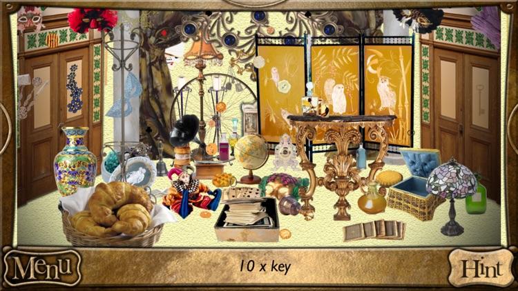 Alice in Wonderland: Hidden Objects