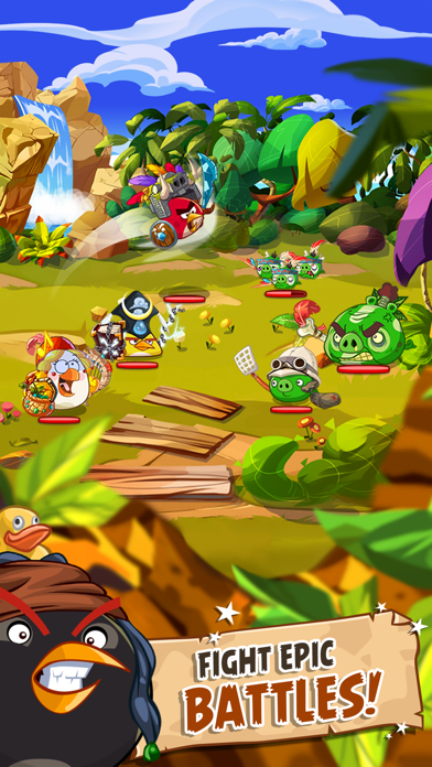 download Angry Birds Epic RPG apps 2
