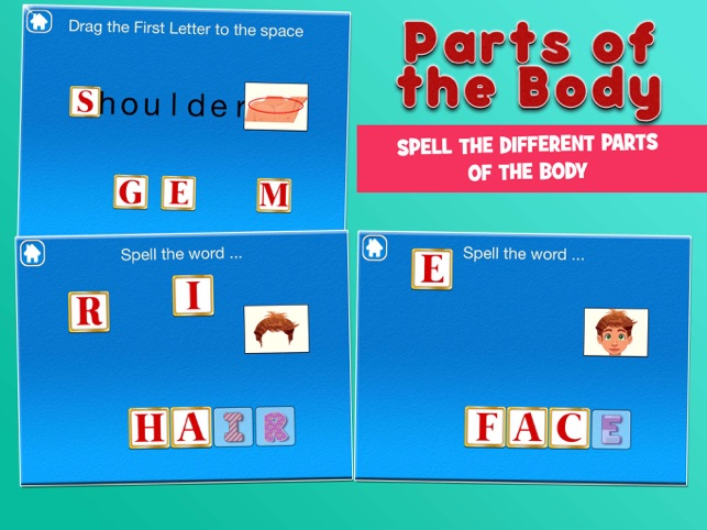 Parts of the Body on the App Store