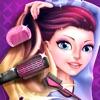 髪型女の子のためのゲーム - ファッションヘアスタイリストサロン