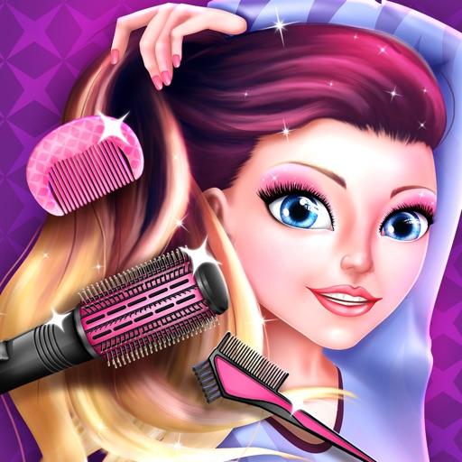 T l charger coiffure jeux pour filles mode salon de beaut pour iphone ipad sur l 39 app store - Jeux de salon de coiffure et beaute ...