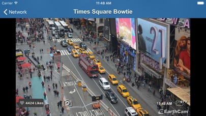 Times Square Live review screenshots