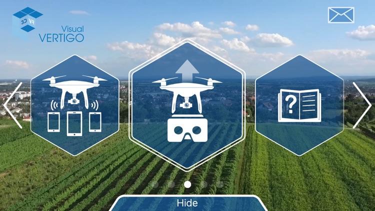 3D FPV - DJI drone flight in real 3D VR FPV screenshot-0