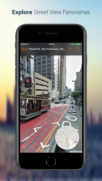 Streets – Street View Panorama Browser screenshot-0