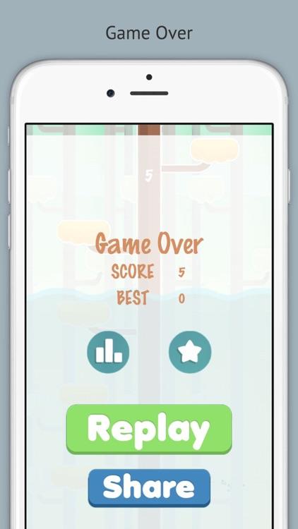 Jumping Panda-Tree Climbers screenshot-4