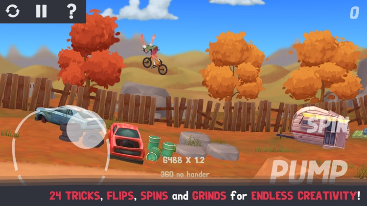 Pumped BMX 3 screenshot-0