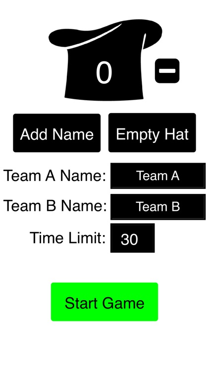 Names In The Hat - Fun Party Game