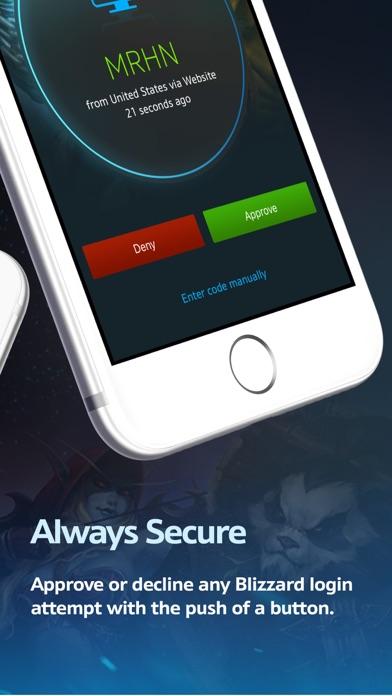 Blizzard Authenticator iPhone