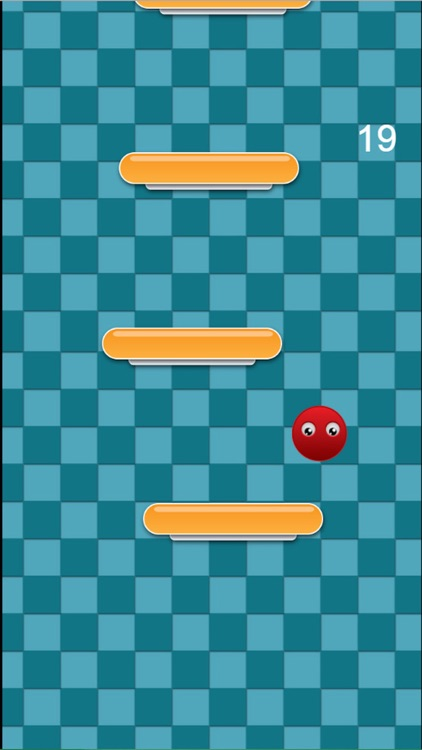 Red Ball Jumping Kids Game screenshot-3