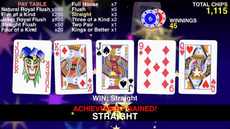 Dream Poker - Bonus Video screenshot-3