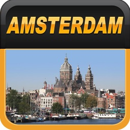 Amsterdam Offline Travel Guide