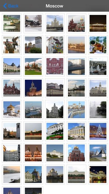 Moscow Offline Travel Guide screenshot-4