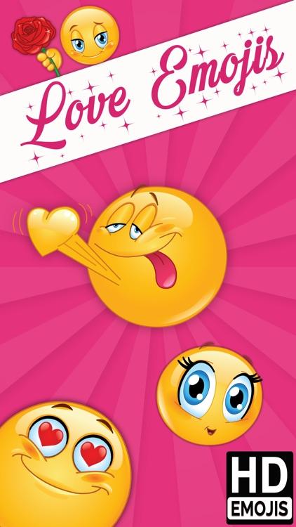 Love Emoji Icons & Romantic Emoticons by Kamal Patel