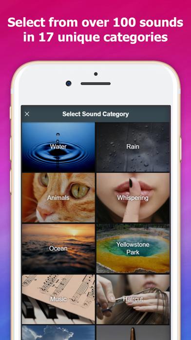 Sleep Orbit: Relaxing 3D Sound screenshot one
