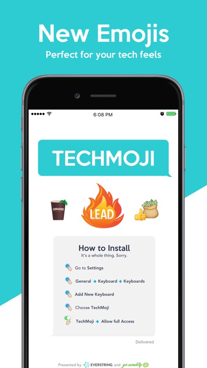 TechMoji screenshot-1