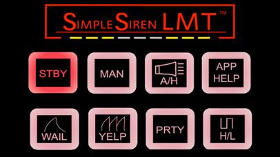 SimpleSirens LMT app image