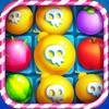 お菓子リンクマッチゲーム - iPhoneアプリ